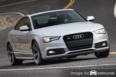 Insurance rates Audi S5 in Lubbock