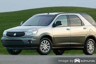 Insurance quote for Buick Rendezvous in Lubbock