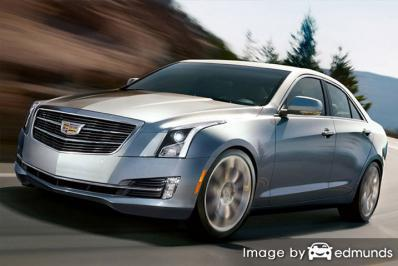 Insurance quote for Cadillac ATS in Lubbock