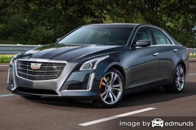 Insurance quote for Cadillac CTS in Lubbock