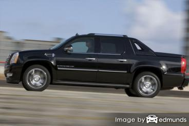 Insurance quote for Cadillac Escalade EXT in Lubbock