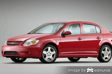 Insurance quote for Chevy Cobalt in Lubbock