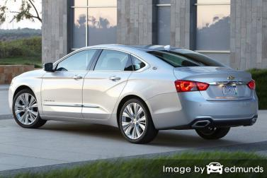Insurance quote for Chevy Impala in Lubbock