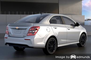 Insurance for Chevy Sonic