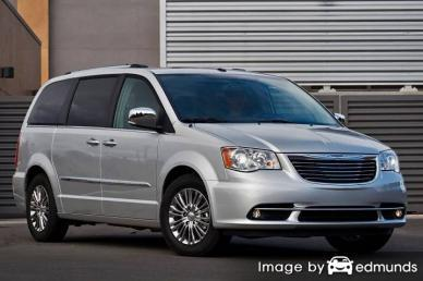 Insurance for Chrysler Town and Country