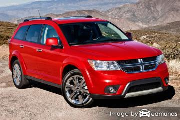 Insurance quote for Dodge Journey in Lubbock