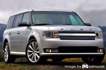 Discount Ford Flex insurance