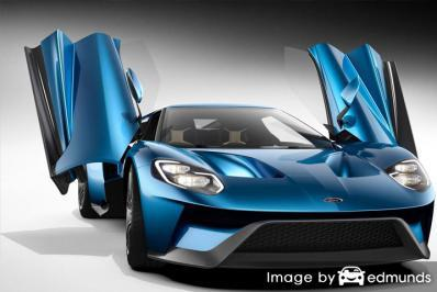 Discount Ford GT insurance