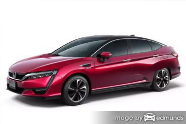 Discount Honda Clarity insurance