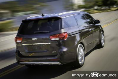 Insurance for Kia Sedona