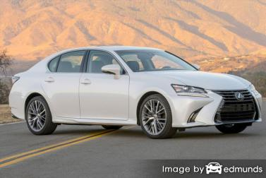Insurance for Lexus GS 350