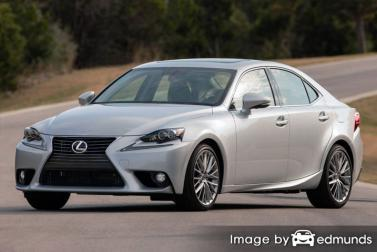 Insurance quote for Lexus IS 250 in Lubbock