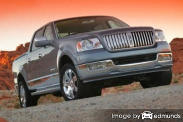 Insurance quote for Lincoln Mark LT in Lubbock
