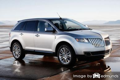 Insurance rates Lincoln MKT in Lubbock