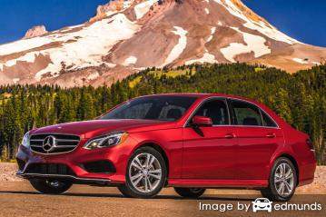 Insurance quote for Mercedes-Benz E350 in Lubbock