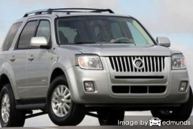 Insurance quote for Mercury Mariner in Lubbock