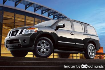 Insurance quote for Nissan Armada in Lubbock