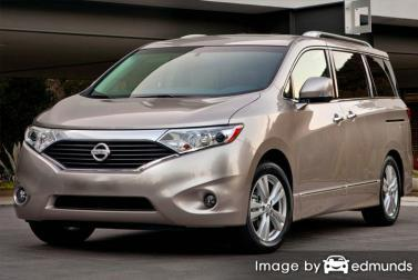 Insurance quote for Nissan Quest in Lubbock