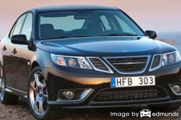 Insurance rates Saab 9-3 in Lubbock