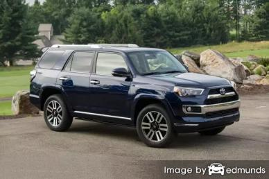 Insurance quote for Toyota 4Runner in Lubbock