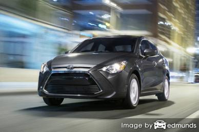 Insurance for Toyota Yaris iA