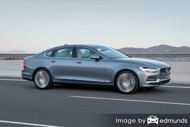 Insurance rates Volvo S90 in Lubbock
