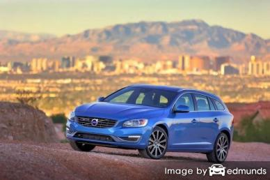 Insurance quote for Volvo V60 in Lubbock